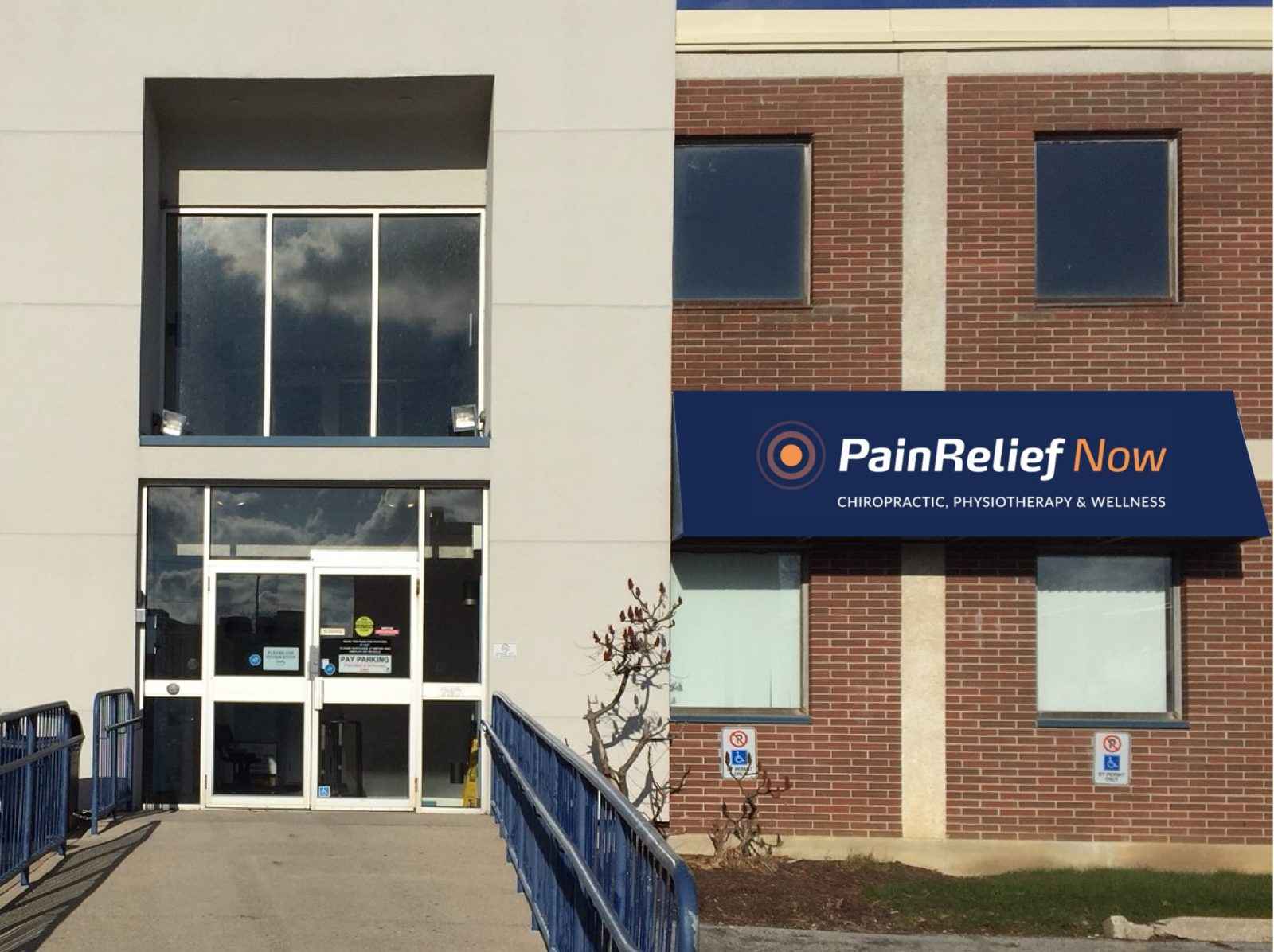 PainRelief Now Storefront